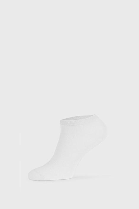 Bijele bambusove niske čarape