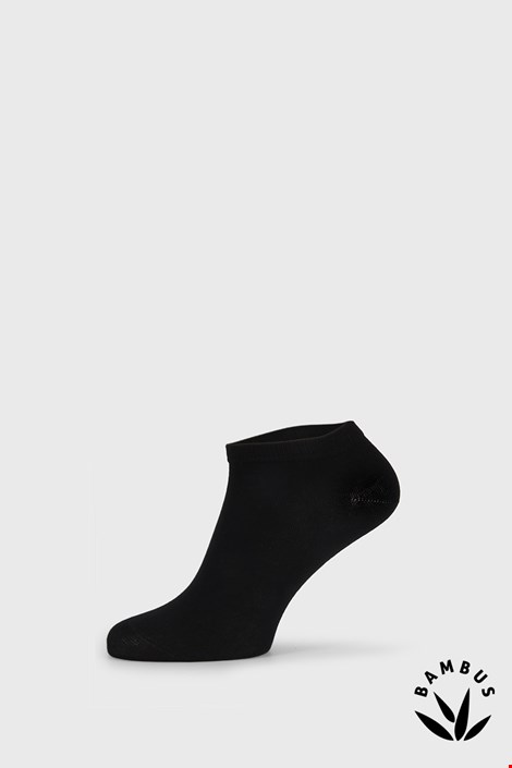Crne bambusove niske čarape