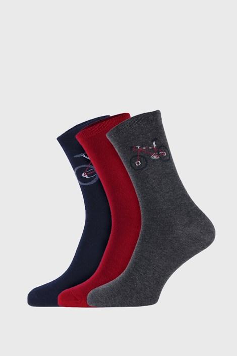 3 PACK dječjih čarapa Funny I