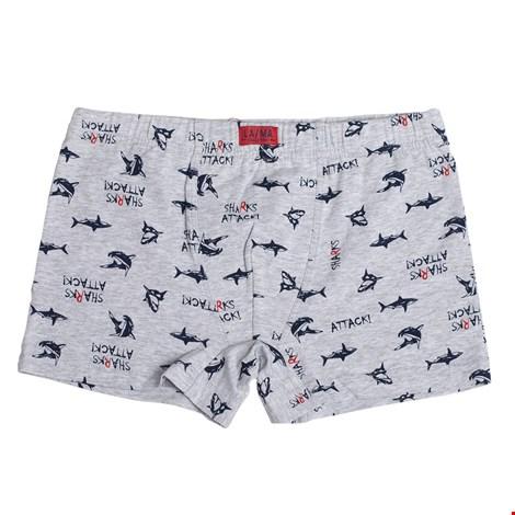 Bokserice za dječake LAMA Shark