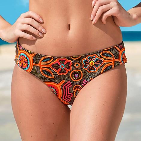 Donji dio bikinija Naranja
