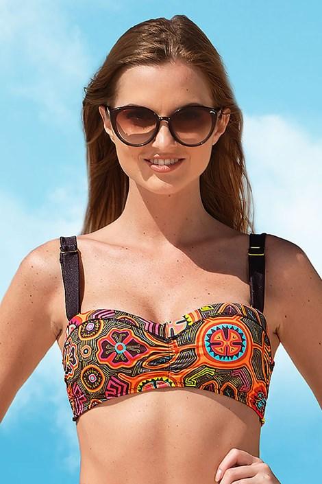 Gornji dio ženskog kupaćeg kostima Naranja