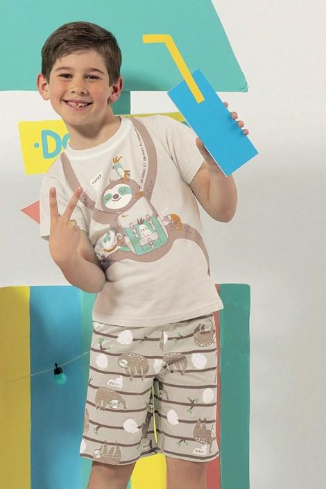 Pidžama za dječake Lazy