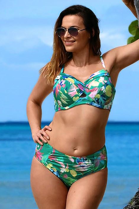 Gornji dio ženskog kupaćeg kostima Merida curves