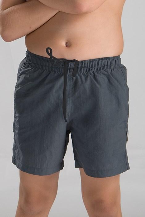 Kupaće kratke hlače za dječake GERONIMO sive