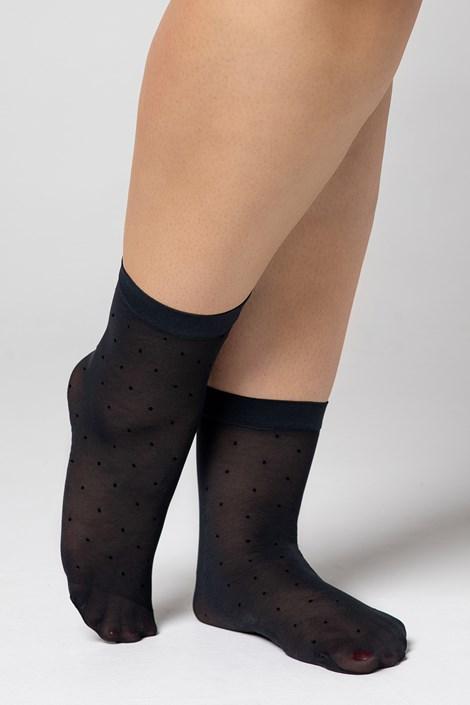 Čarape Plus Size Dots 30 DEN