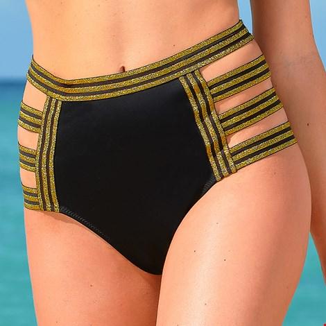 Donji dio ženskog kupaćeg kostima Galaxy visoki