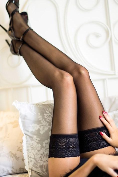 Samostojeće čarape Lady Hold Ups