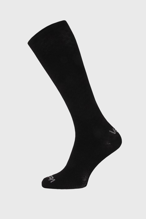 Crne kompresijske čarape Lithe