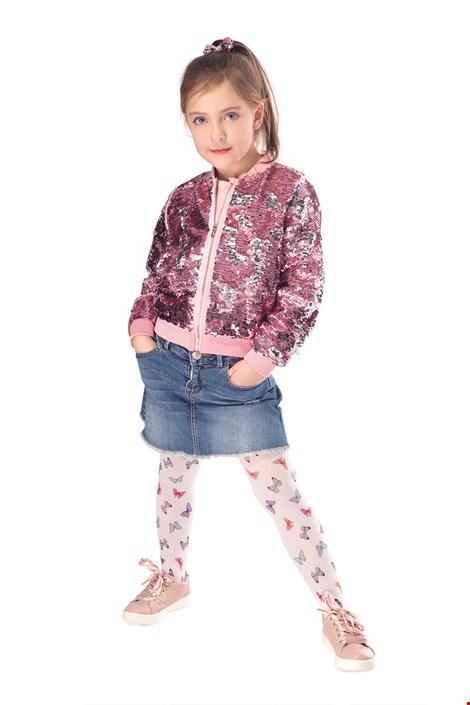 Čarape s gaćicama za djevojčice Looney