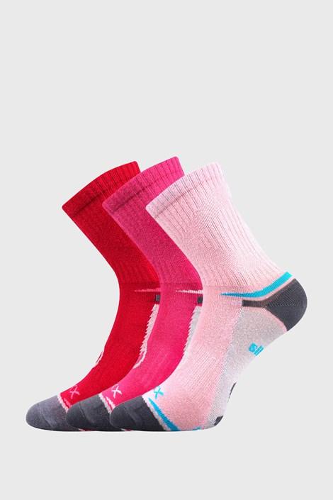 3 PACK čarapa za djevojčice Optifanik