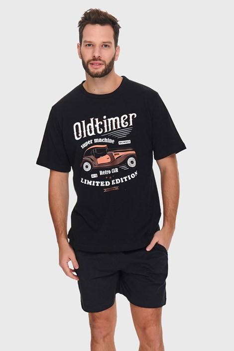 Crna pidžama Oldtimer