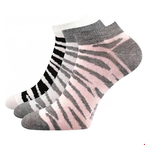 3 PACK ženskih čarapa Piki 57