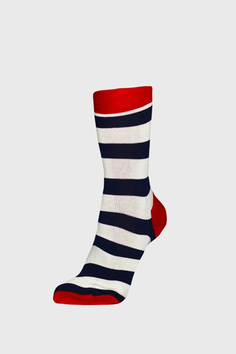 Čarape Happy Socks Stripe plavocrvene