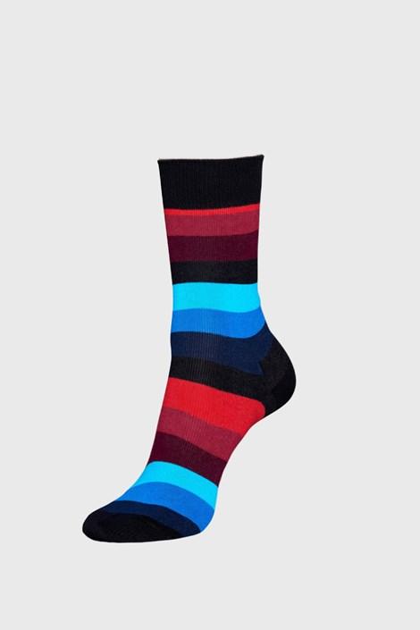 Čarape Happy Socks Stripe crne