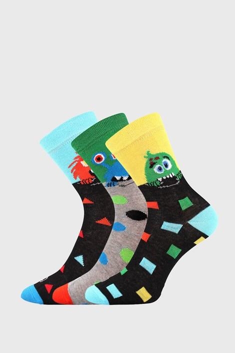 3 PACK čarapa za dječake Ufonek