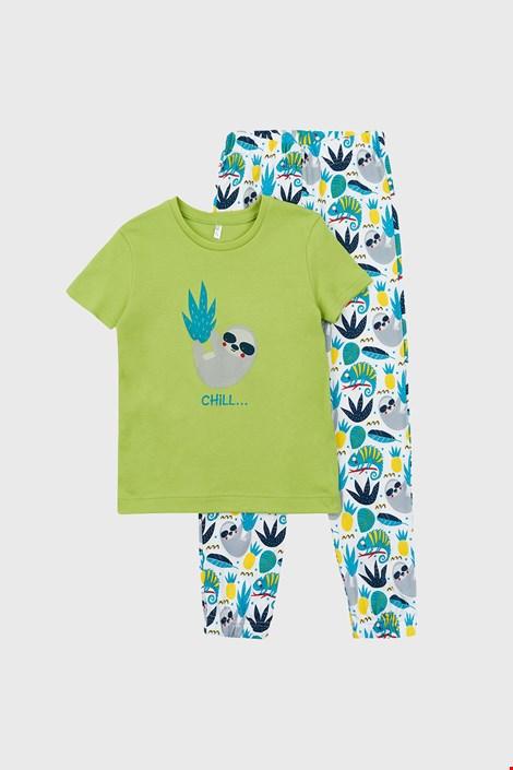 Dječja pidžama Ljenjivac