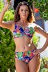 Gornji dio ženskog kupaćeg kostima Tahiti Dark blue P767_110THDarBL_03